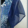Sorbetto bleu - Première version