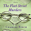The fleet street murders, de charles finch