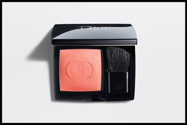 dior rouge blush why not