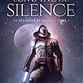 |roman| le dévoreur de soleil, tome 1 : l'empire du silence de christopher ruocchio