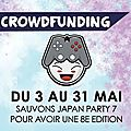 Il faut sauver japan party