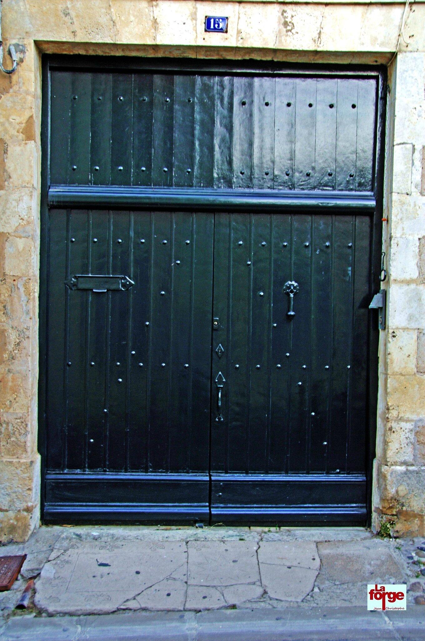 Les portes de l'Ile de Ré.