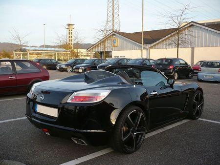 OPEL GT roadster Offenbourg (2)