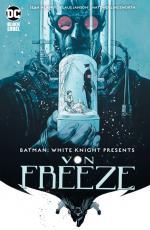 black label batman curse of the white knight von freeze