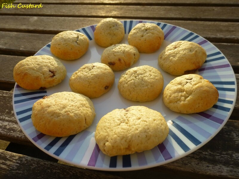 Cookies coeur coulant nutella (7)
