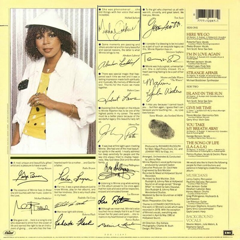 Minnie Riperton - Love Lives Forever 2b