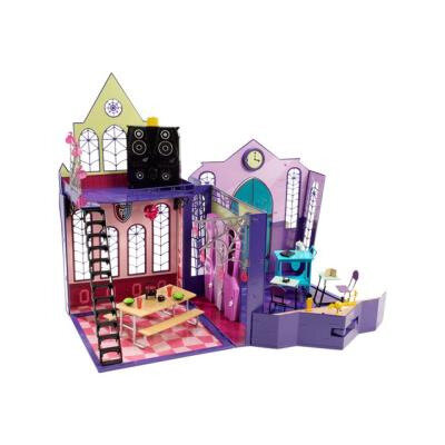 lycée monster high