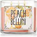 Peach bellini, bath and body works