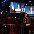 Présidentielle 2012 - 18.000 personnes au meeting de françois hollande (ps) à rennes