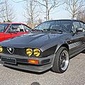 Alfa romeo gtv6 2.5 production