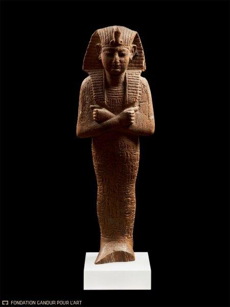 Shabti of Ramses IX, 20th dynasty