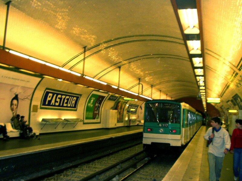 Station Pasteur ligne A (12)