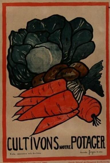 Agriculture urbaine 4 – Les cultures maraichères de Paris à travers un manuel de 1845