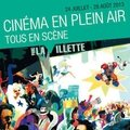 Ciné en plein air - paris été 2013