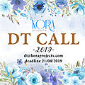 Kora projects - dt call !