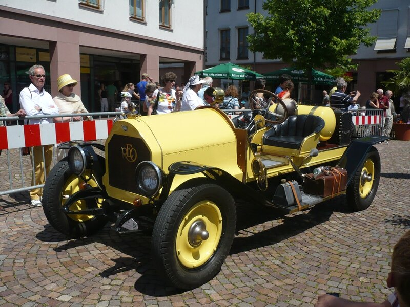 REO roadster 1916 Gundelfingen (1)