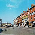 Abbeville, la rue du Maréchal Foch