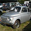 FIAT 500 My Car Francis Lombardi 1966 Lipsheim (1)
