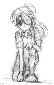 kazemaru_sketch