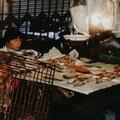 Marché de Canton - Chine - Août 2000