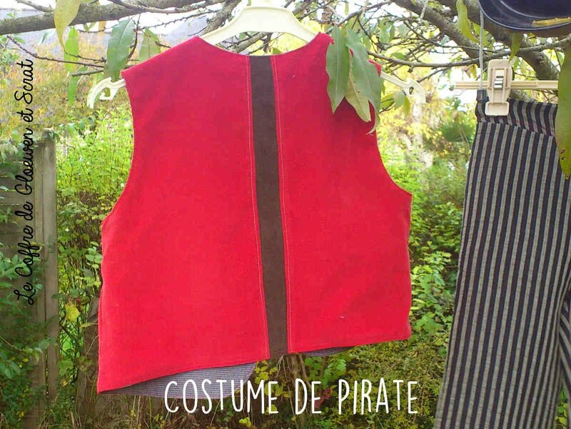 Costume de Pirate by Gloewen 4 - copie