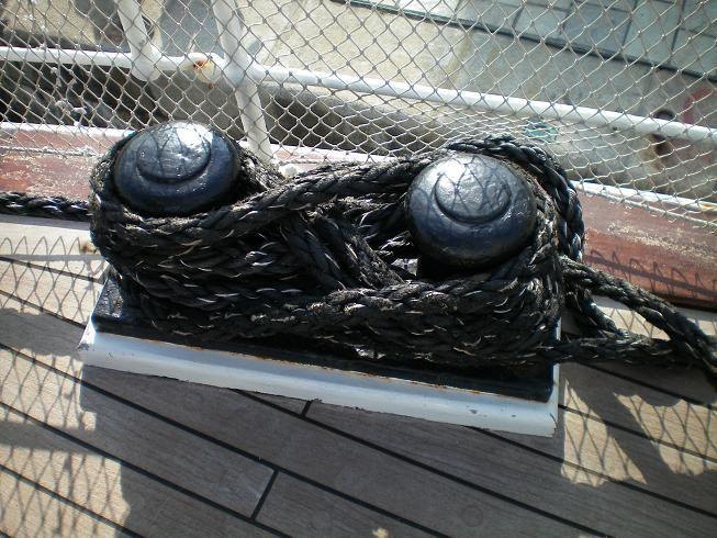 Cable d'amarrage