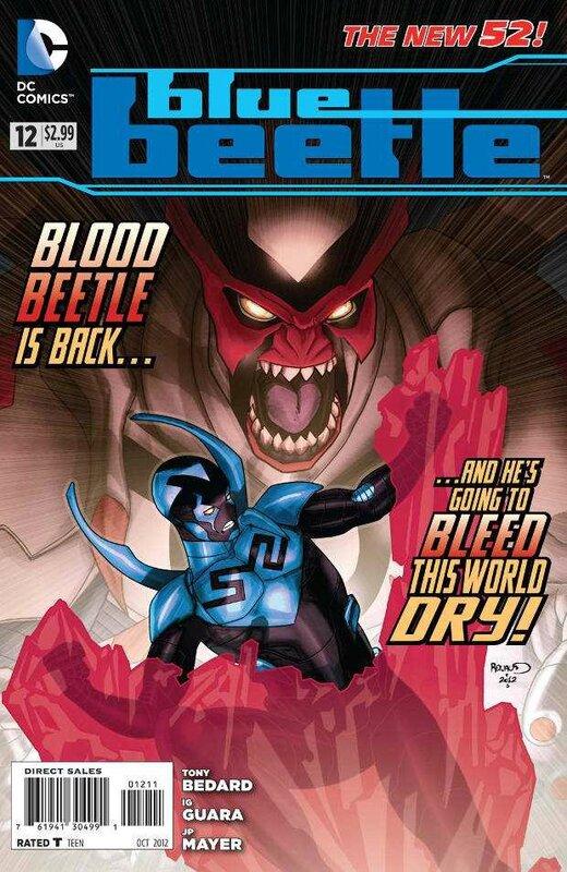 blue beetle 12