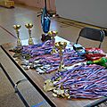 TABLE MEDAILLE