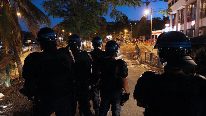 Gendarmerie mobile Mayotte