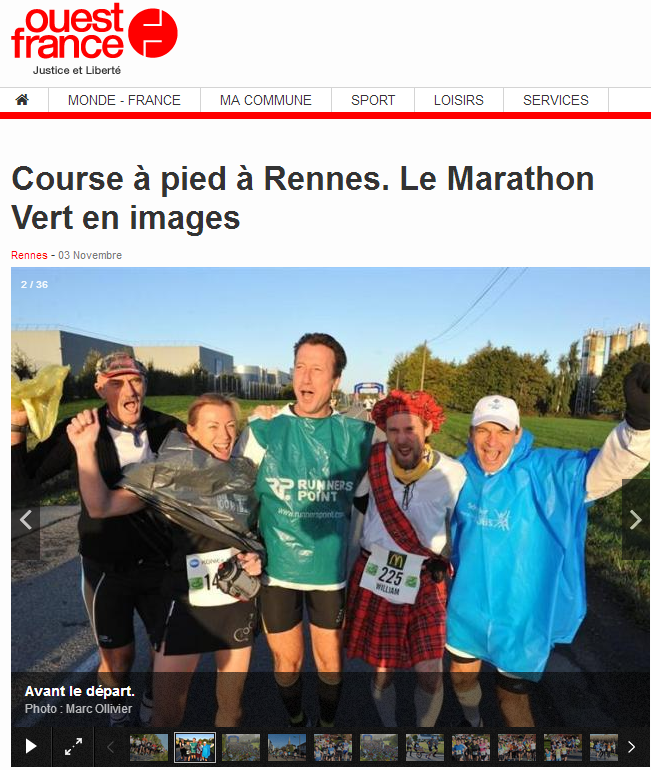 ouest france presse