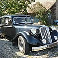CITROËN Traction Avant 15-6 berline 4 portes Rustenhart (1)