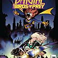Dc rebirth : batgirl and the birds of prey