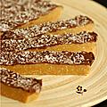 Fudges noix de coco & chocolat