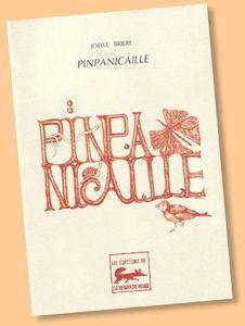 livre Pinpanicaille Brière