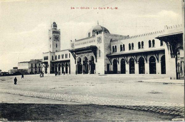 Oran- La gare PLM 26