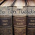 Top ten tuesday ~ 113 : les 10 romans lus ou que vous aimeriez lire qui ont une couverture principalement jaune
