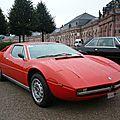 Maserati merak v6 coupé 1973