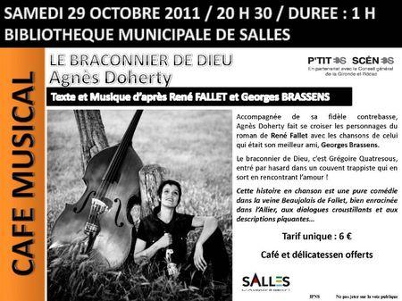 2011 10 29 Agnès Doherty