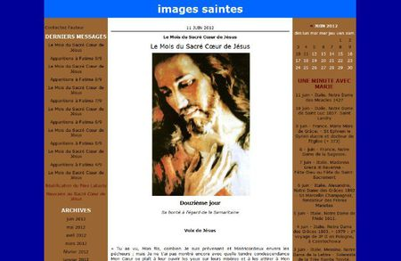 Capture Images Saintes