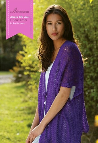 Alpaca Silk Lace Charisma Front Cover