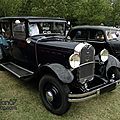 Citroën c6 berline-1930