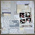 Un tour à Disney 2009