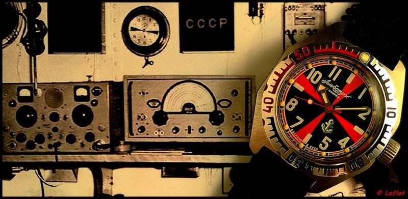Vostok Radio Room Operator (9)