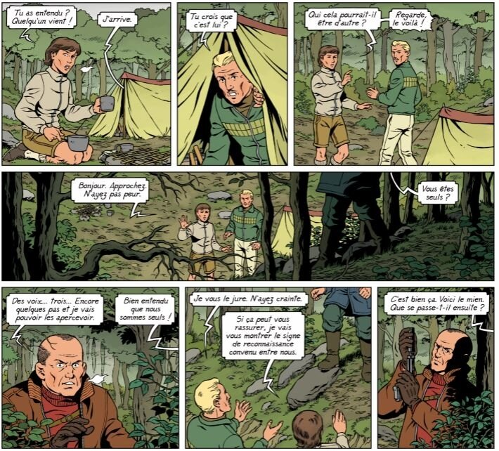lefranc strip 3
