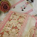 Pochettes bijoux pour petites princesses et grandes dames