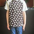 t-shirt étoilé (1)