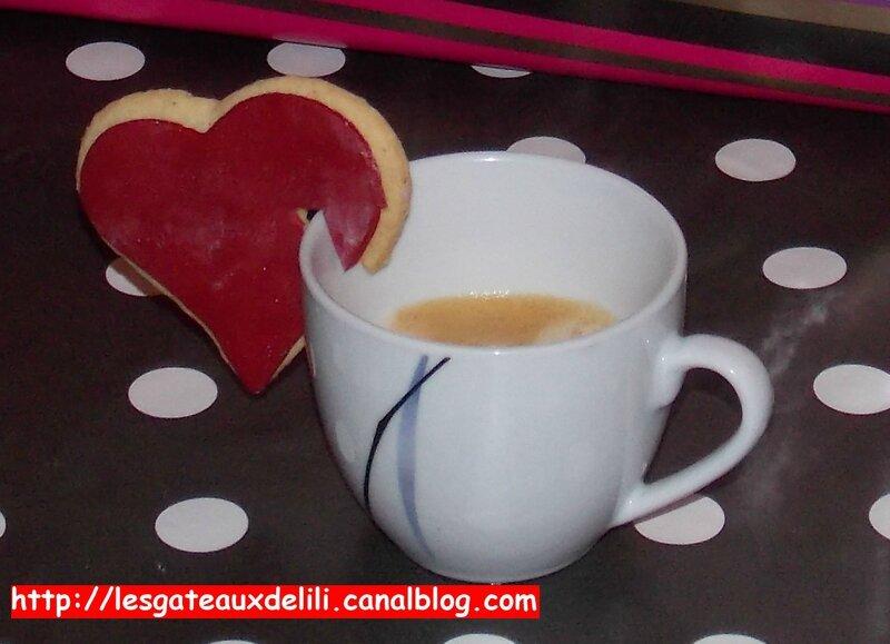 2014 02 14 - Sablés St Valentin (11)