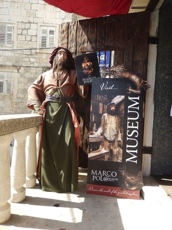 Korcula, la maison natale de Marco Polo 070813