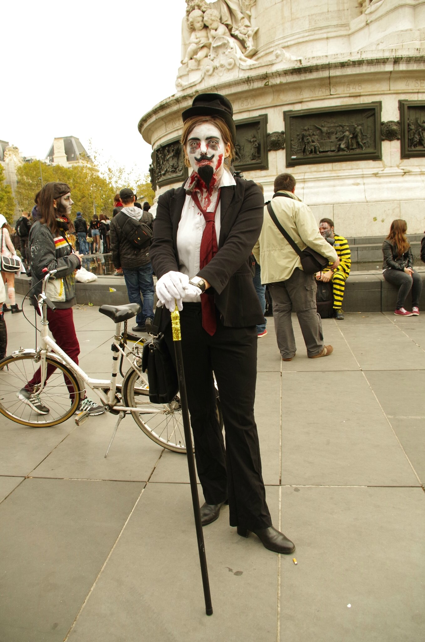 Zombie Walk Paris 2014 (18)