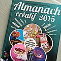 Almanach 2015 et concours inside !!